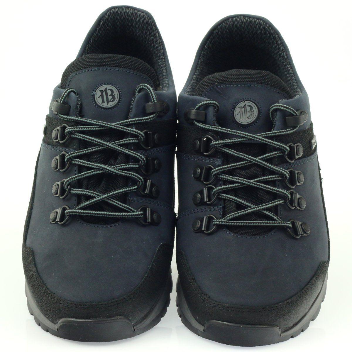 Trekkingi Z Membrana Sympatex Badura 3141 Granatowe Trekking Shoes Shoes Women Heels Shoes Mens