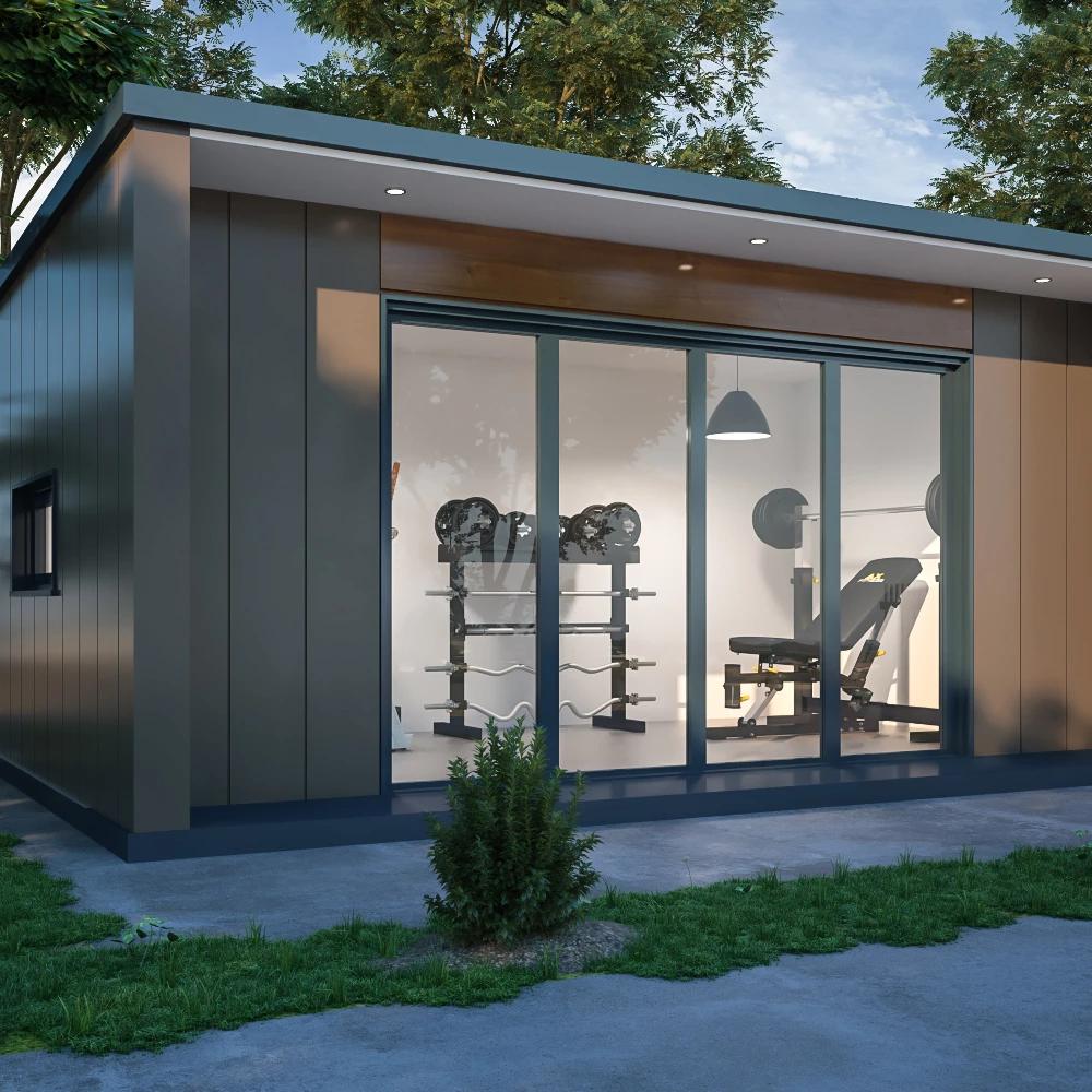 Dream Home Gym, Game Room Design