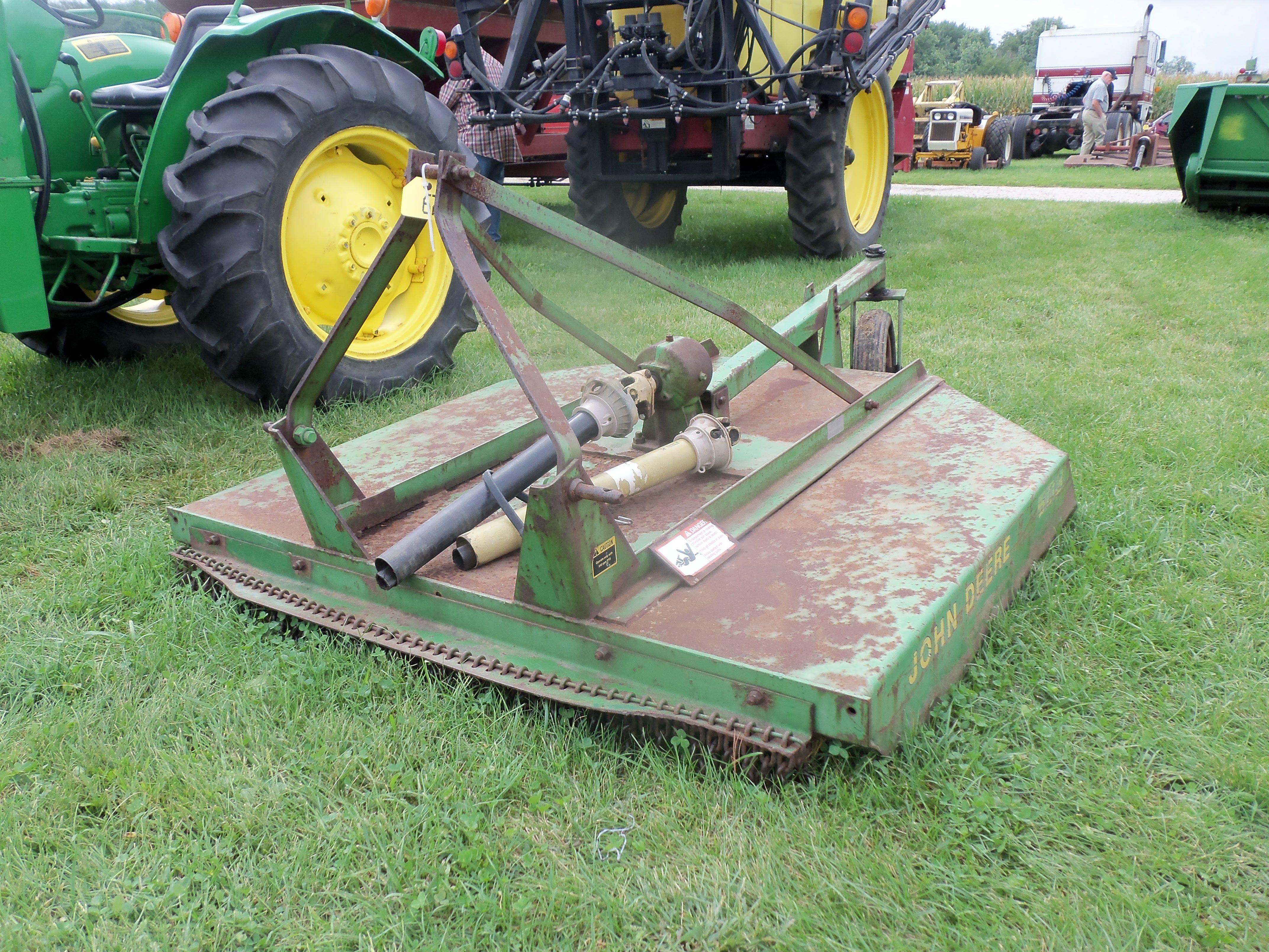 Pin On John Deere Equipment