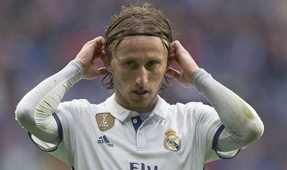Image result for Modric Arsenal