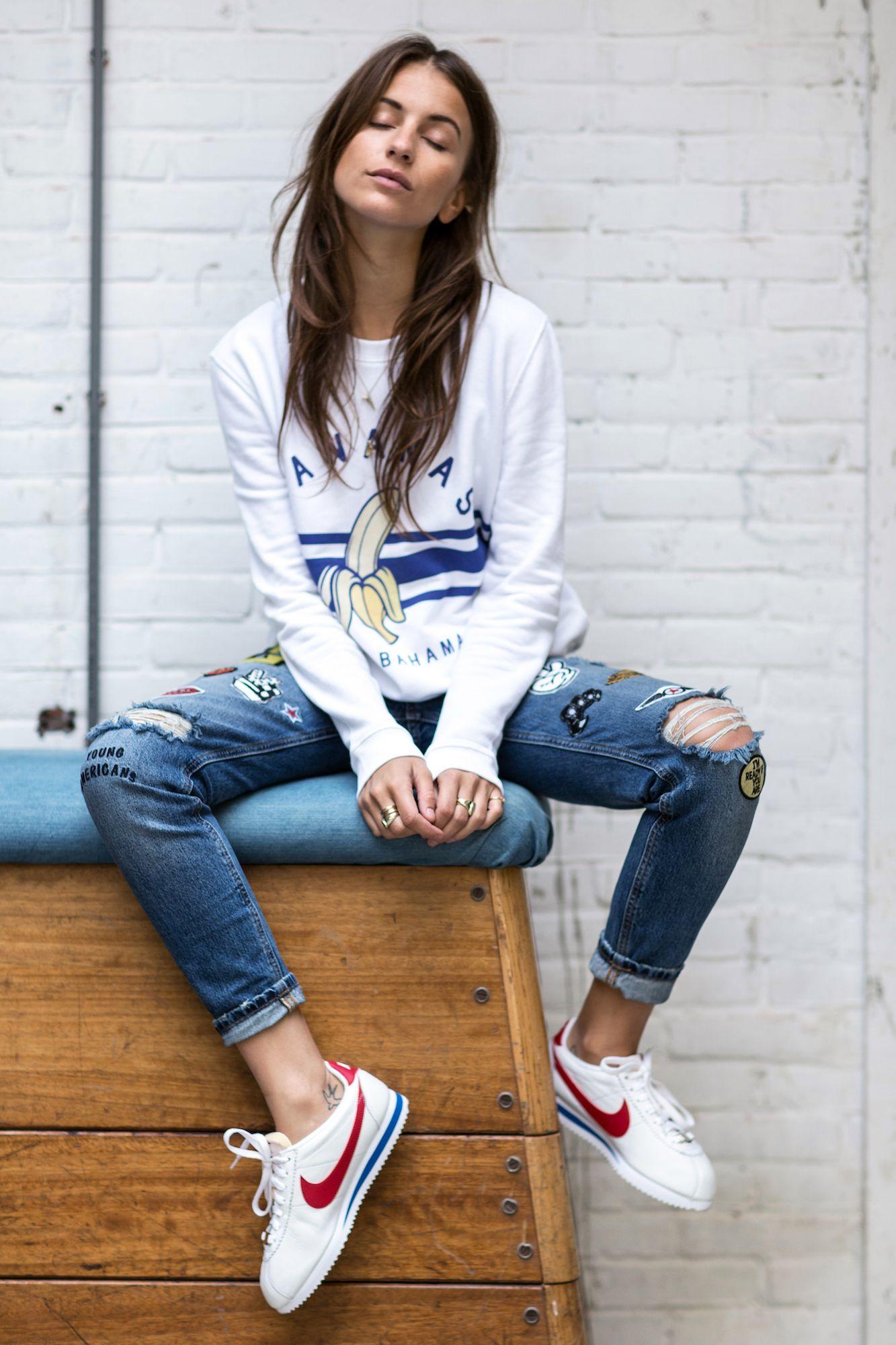 Fashion, Nike cortez women, Clothes