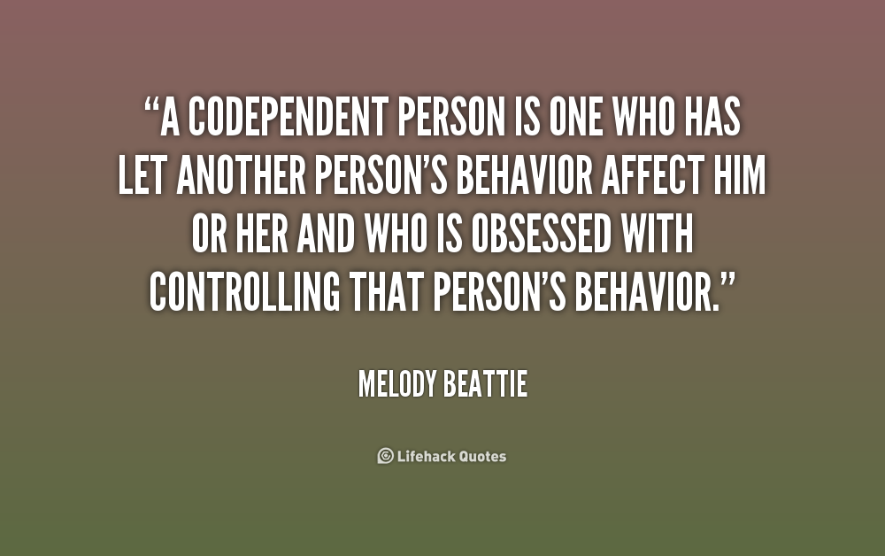 What Does Codependent Behavior Look Like