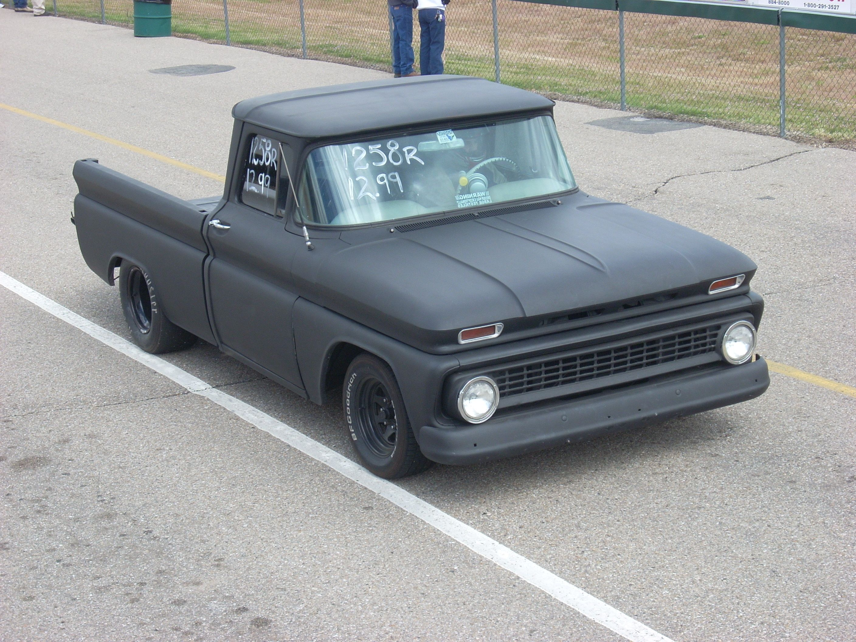 63 chevy with a 383 stroker