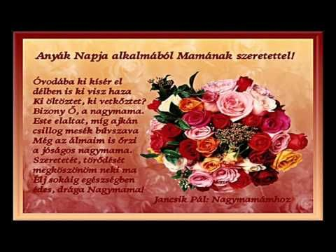 idézetek anyák napjára nagymamáknak anyáknapi vers nagymamának   Google keresés | Book cover, Frame, Decor