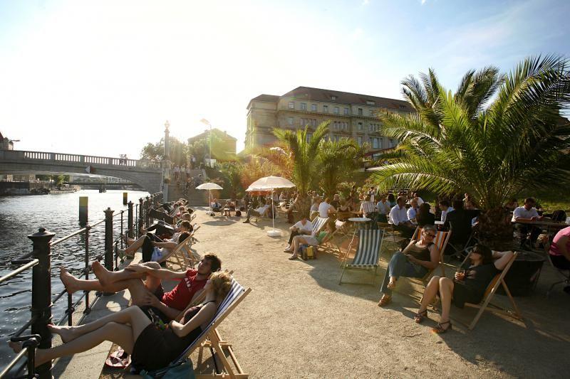 Strandbar Mitte - Beach Bars - top10berlin.de