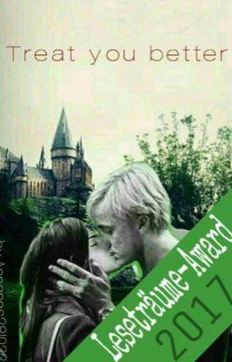 Treat You Better Dramione Ff Wpauctor Kapitel 8 Draco Kapitel Ron Und Hermine
