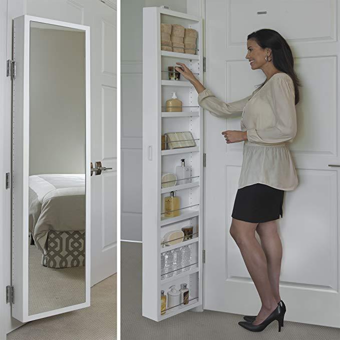 Pin By Naomi Altman On Nest Behind Door Storage Kitchen Cabinet