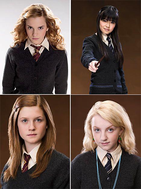 Harry Potter Girls Pesquisa Google Harry Potter Films Harry Potter Pictures Harry