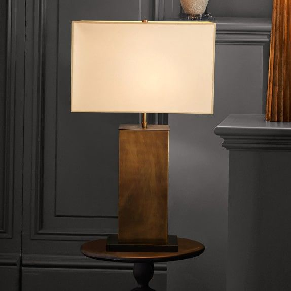 Knox Table Lamp Williams Sonoma Table Lamp Lamp Glass Table Lamp