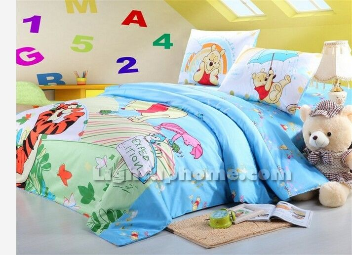 winnie the pooh bedroom