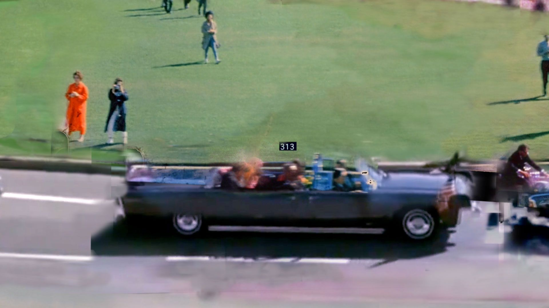 the assassination of john f kennedy frame 313 and the fatal head