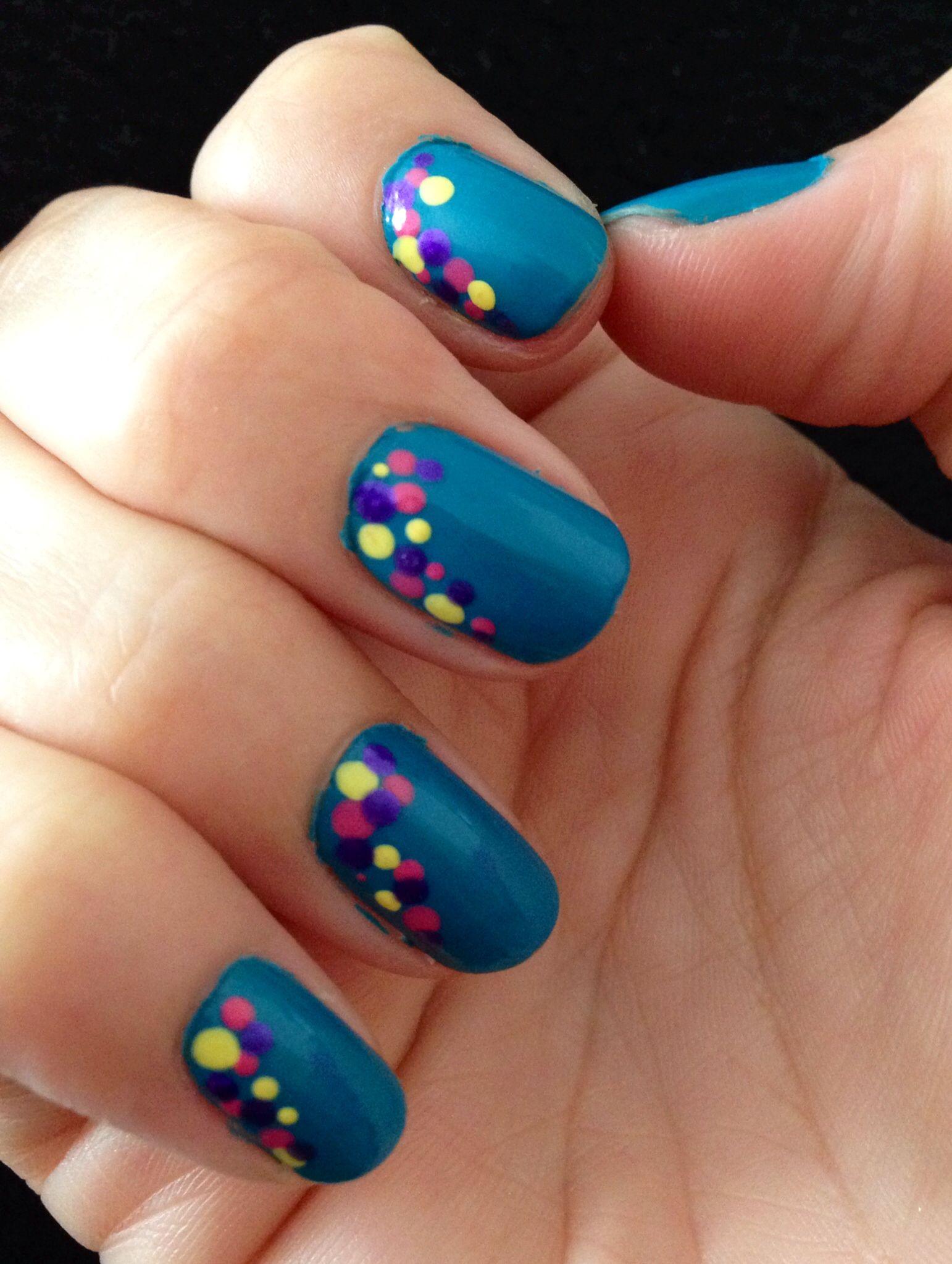 ANC Amazing Nail Concepts Matched kit | Fun nails