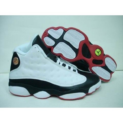 online store d5c29 51ba2 Air Jordan Original - OG 13 (XIII) White   Black - True Red Countdown