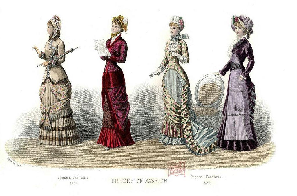 Costume Boutique French Fashion 1941 La Boutique De Costumes