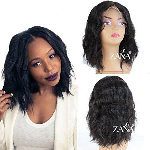 ZANA Brazilian Virgin Human Hair Lace Front