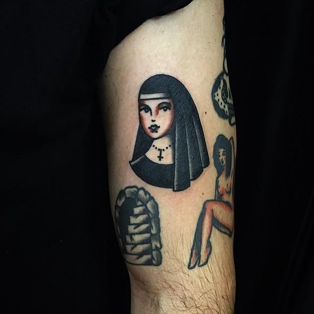80 Superior Non Secular Tattoos Finest Images Mermaid Tattoos