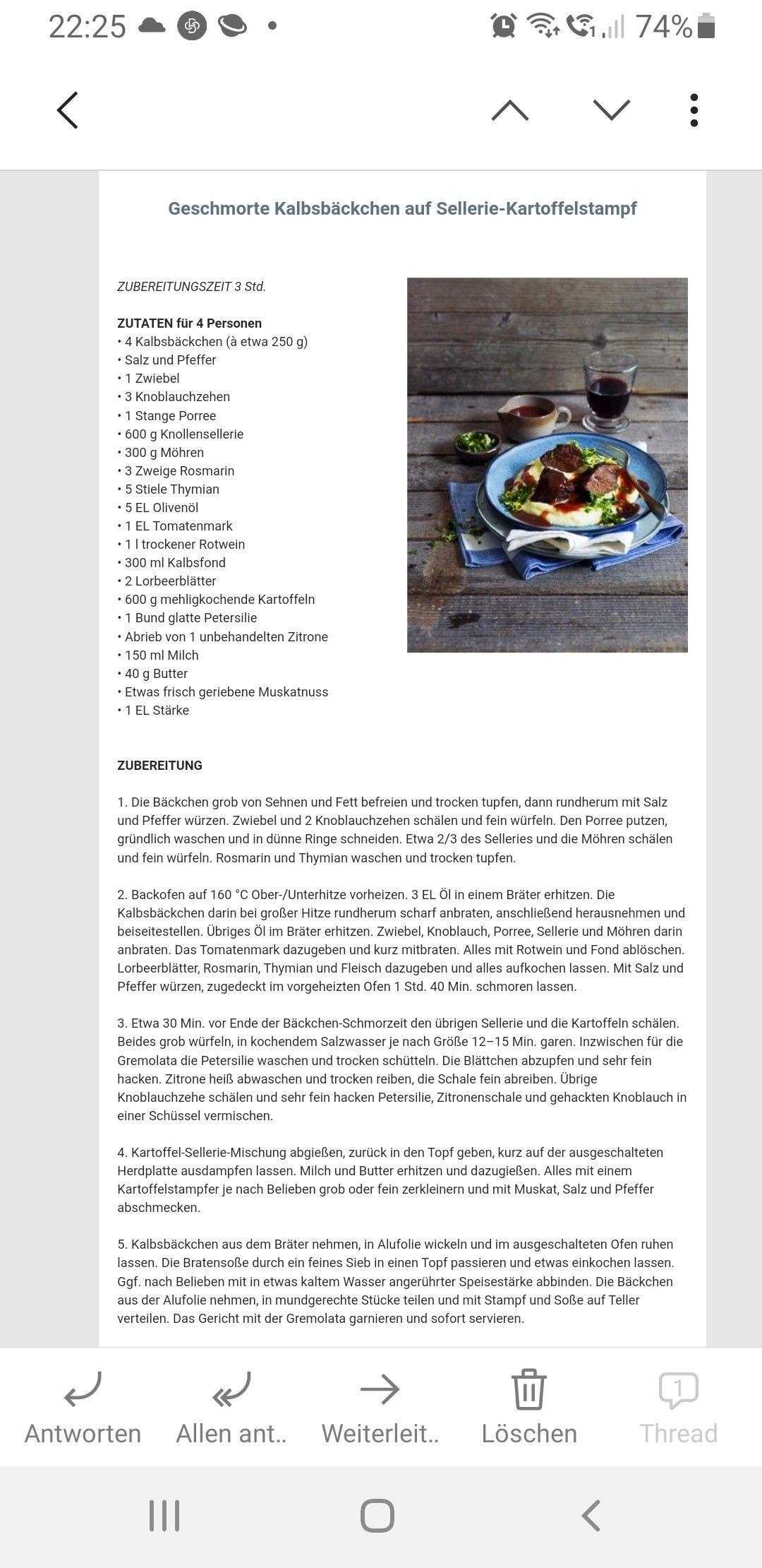 Pin Von Heike Hagenhoff Beuse Auf Rind Und Kalb In 2020 Kartoffelstampf Zubereitung Porree