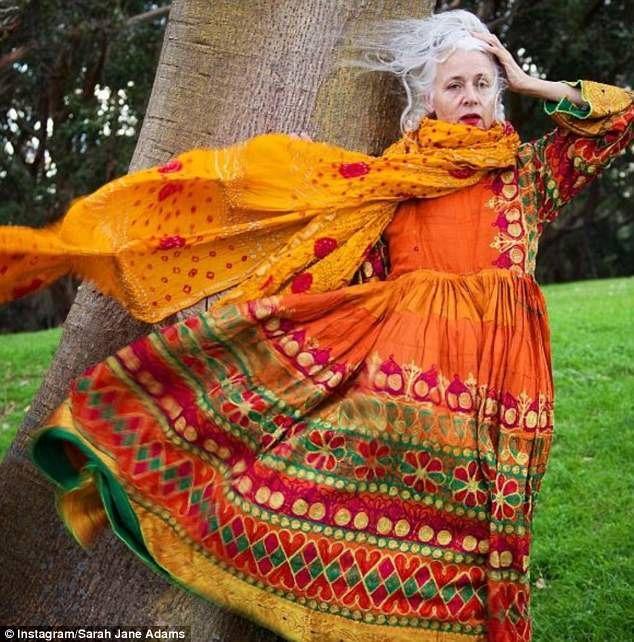 Old Lady Fashionista: Pin On Older Fashionistas
