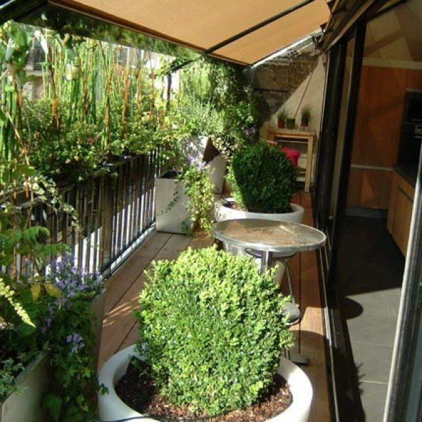 avant apr s un balcon citadin transform en terrasse verdoyante balcons terrasses et vrai. Black Bedroom Furniture Sets. Home Design Ideas