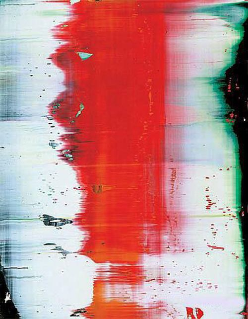 Gerhard Richter colour colour blocking #abstract #painting #art