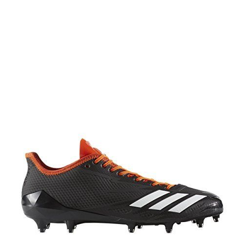 d9061f08a45 adidas Adizero 5Star 60 Cleat Mens Football 17 Core BlackWhiteCollegiate  Orange    Amazon most trusted e-retailer  AdidasFashion