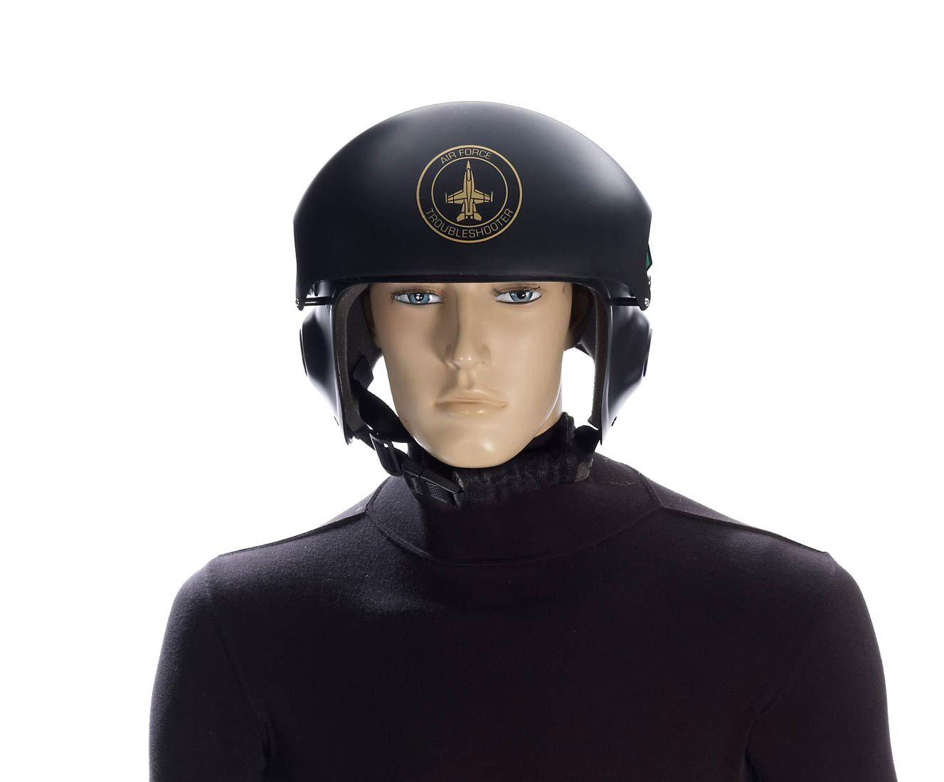 Adult deluxe jet pilot helmet mens costumes pinterest