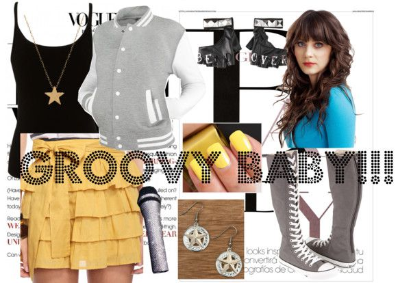 """""""Groovy Baby"""" by marynettechance on Polyvore"""