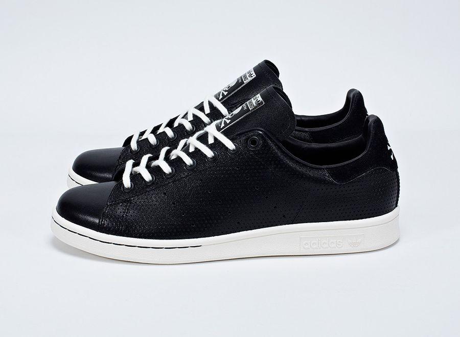 zapatos 3MC en adidas contraste blanco de y negro lienzo TFnq5