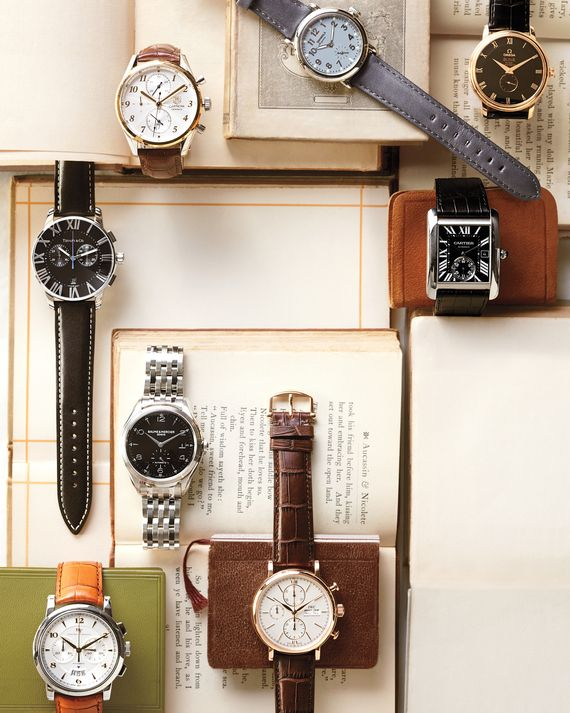 An elegant timepiece ticks off all the right boxes for a wedding present for the husband-to-be: It shows off his style, it lasts a lifetime, and…