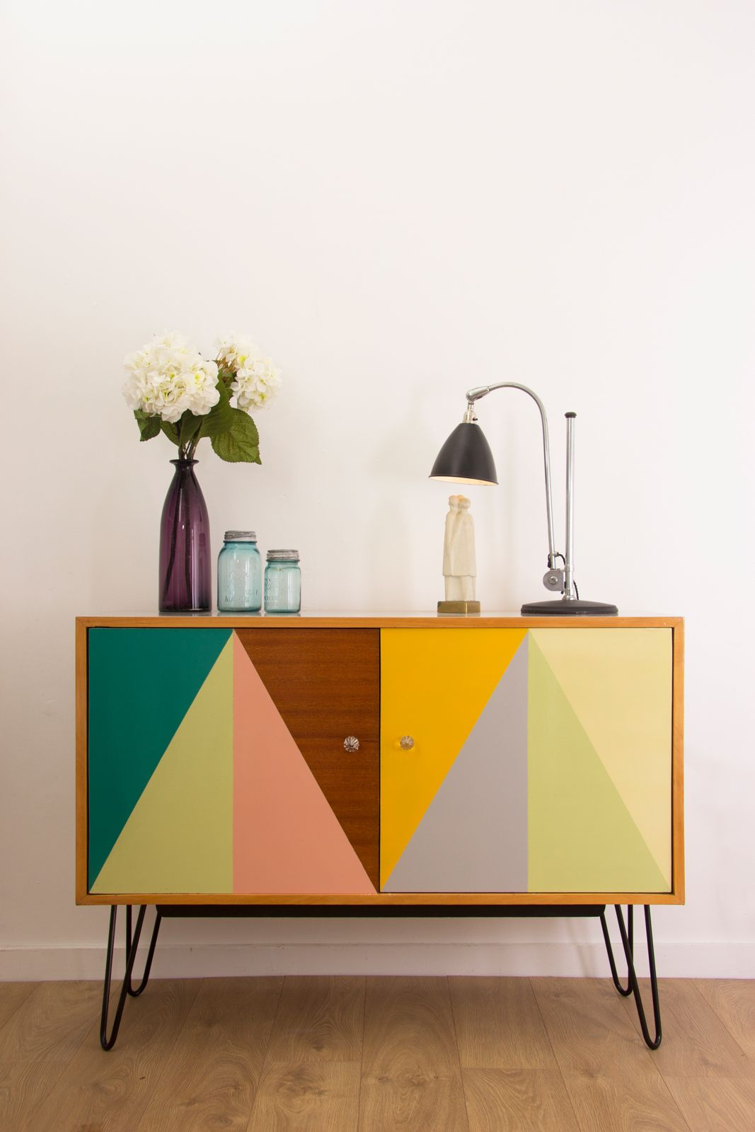 Upcycling furniture to sell
