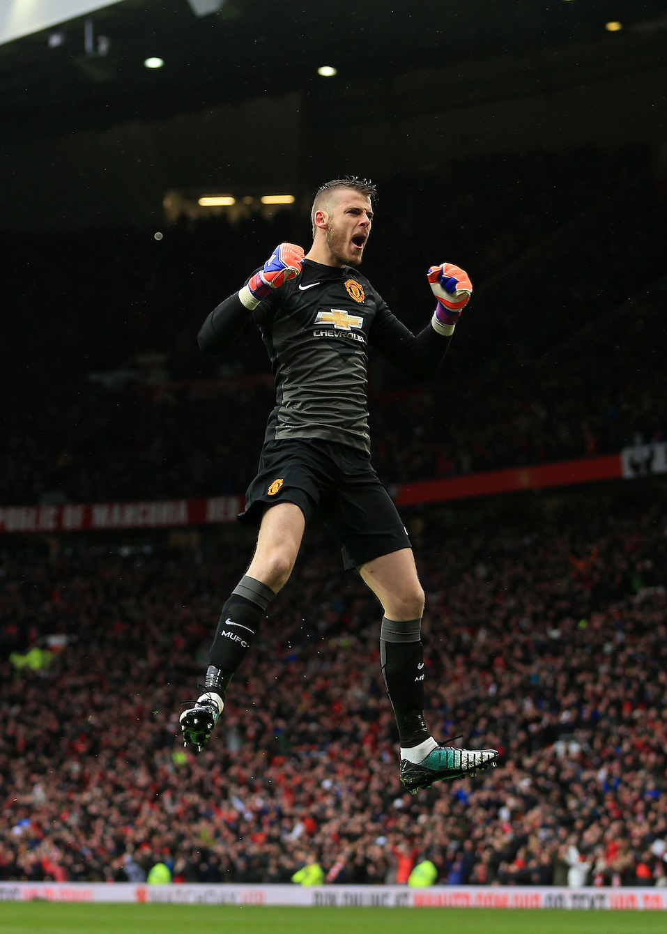 Most Latest Manchester United Wallpapers De Gea