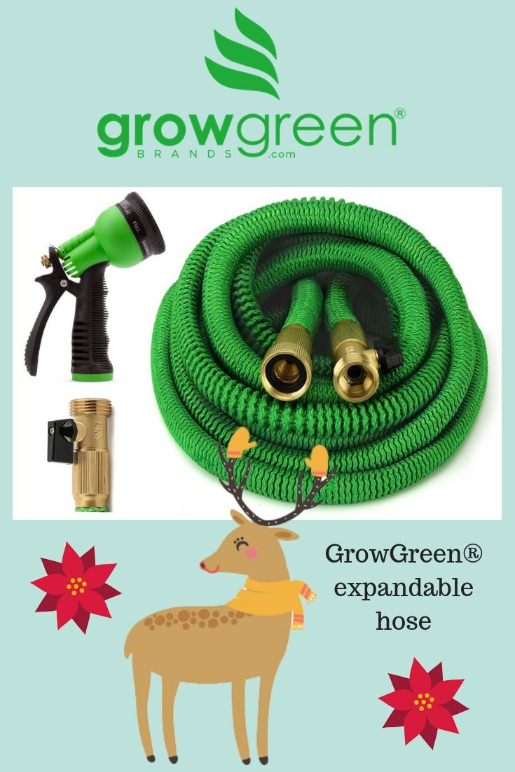 Watch the innovative expandable hoses design grow before