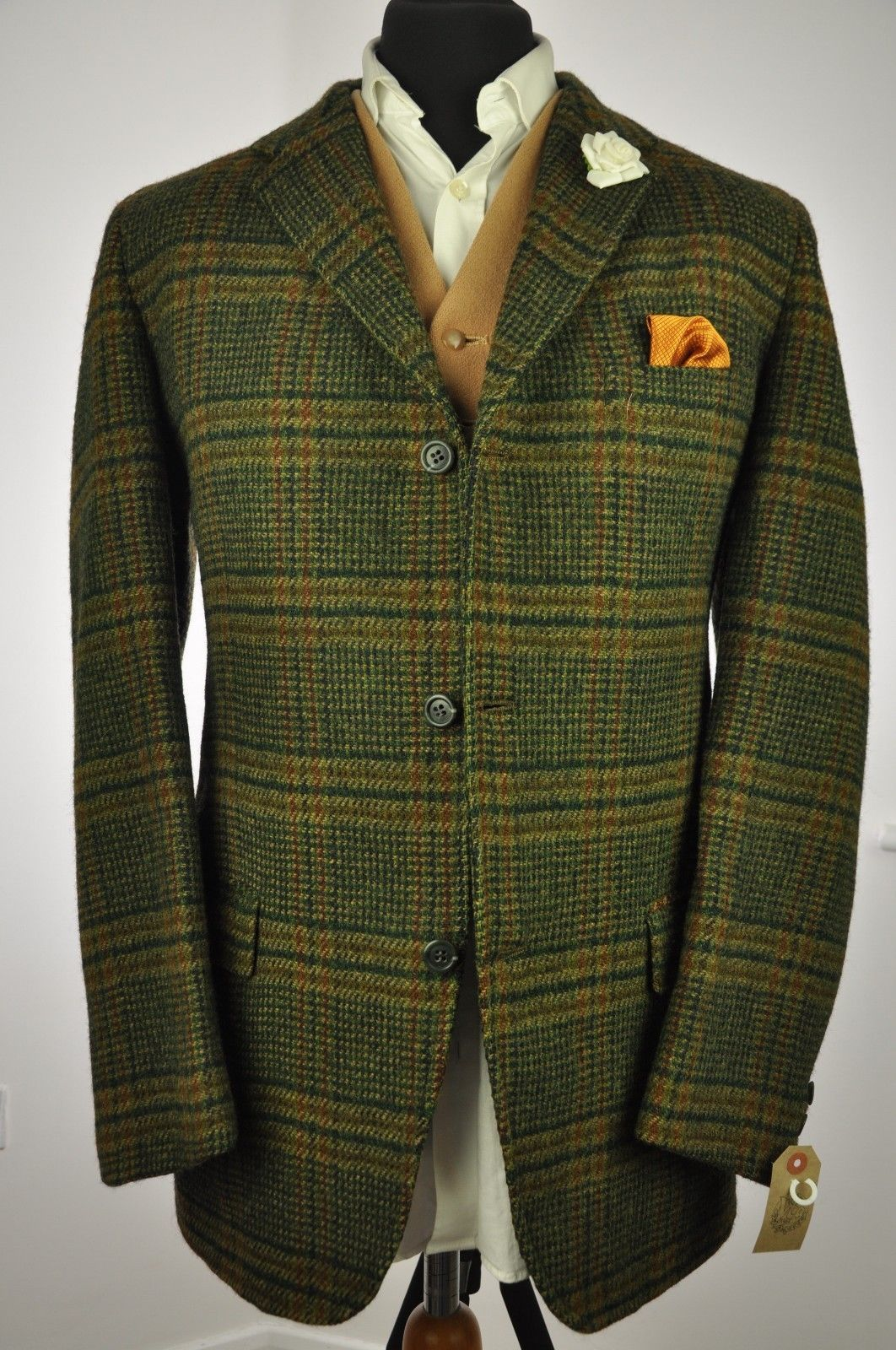 1960s Harris Tweed jacket Men's Fashion Looks in 2019
