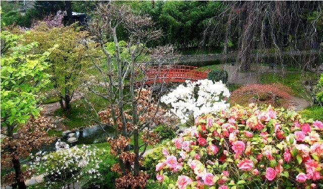 Градината - Сътвореното от Албер Кан – символ на любов и разбирателство между хората