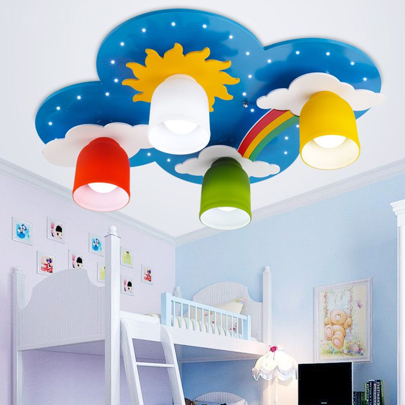 Nursery Ceiling Light Projector Home Lighting Design Ideas Kid Room Decor Rainbow Room Decor Diy Kids Room Decor
