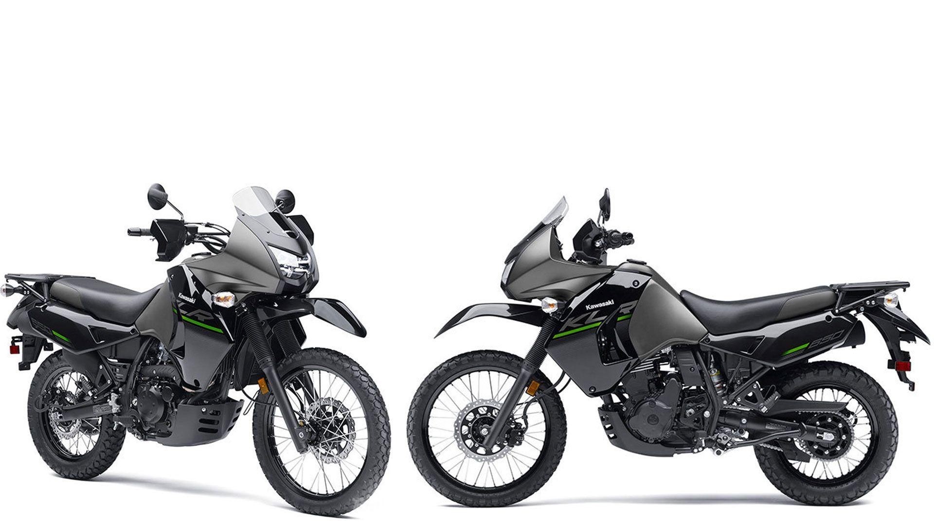 Kawasaki KLR 650 Special Edition 2014 used 2014 Kawasaki