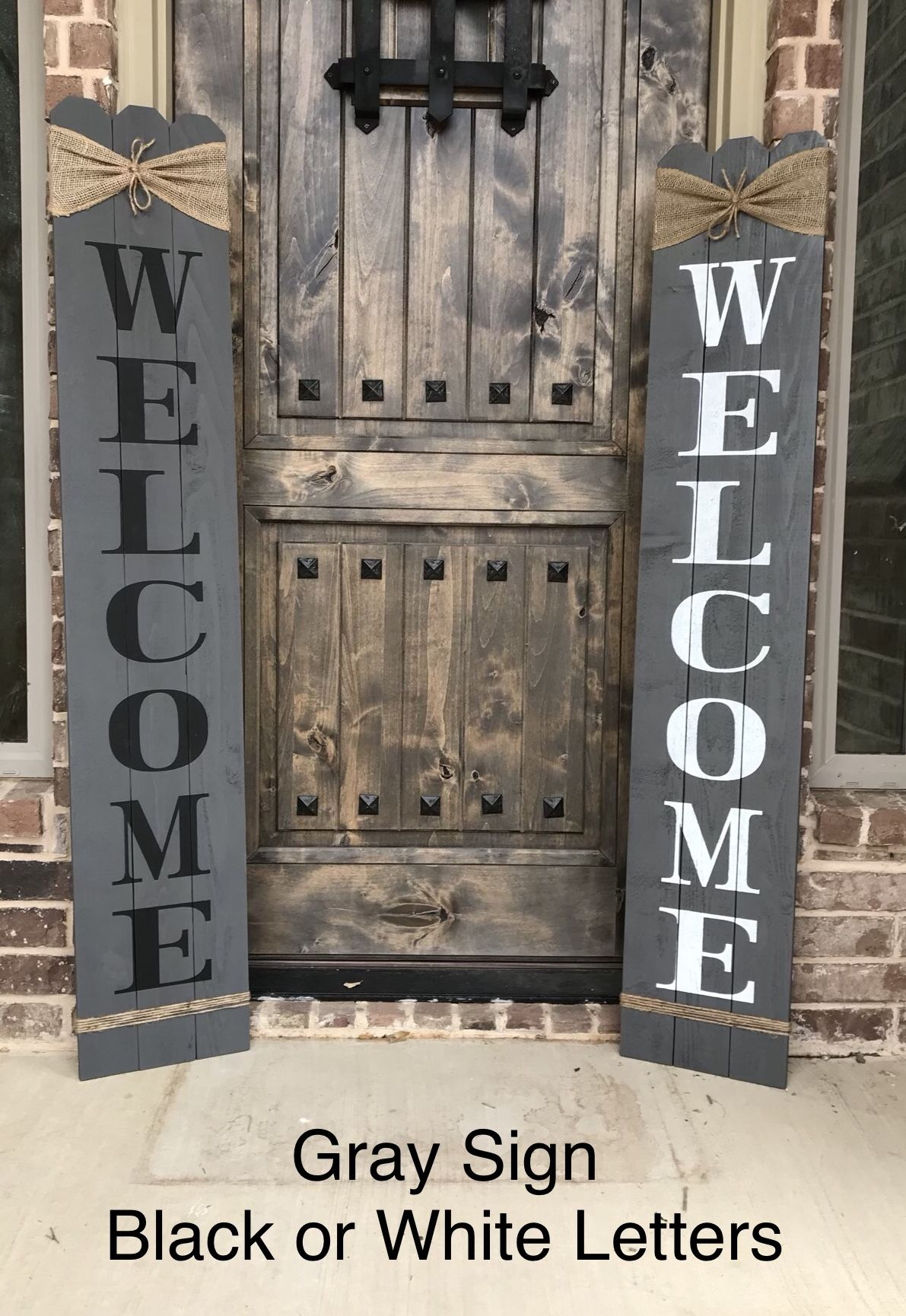 Cricut projects with images wooden signs