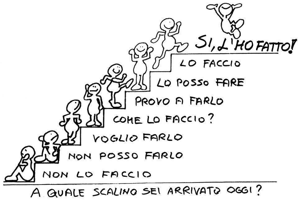 I have to be in SI, L'HO FATTO.