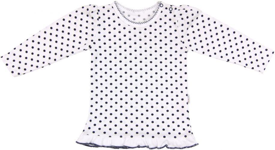 57f3780054b78c Tunika bluzka dla dziewczynki w kropki. Mamatti sklep internetowy z odzieżą  dziecięcą. Mamatti to