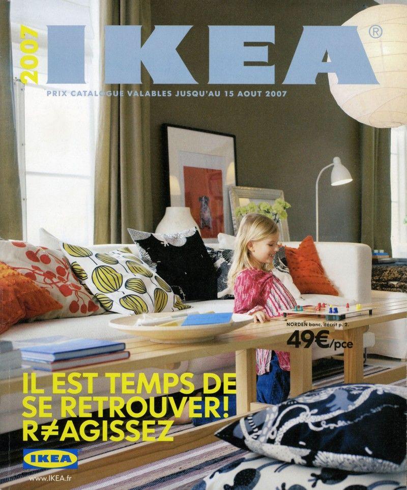 Catalogue Ikea 2007 2007 Year Catalog In 2019 Ikea
