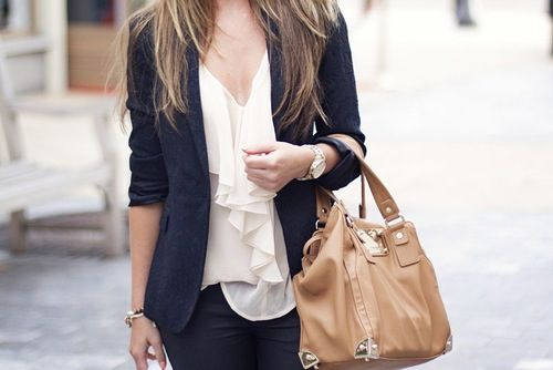 Chic easy look