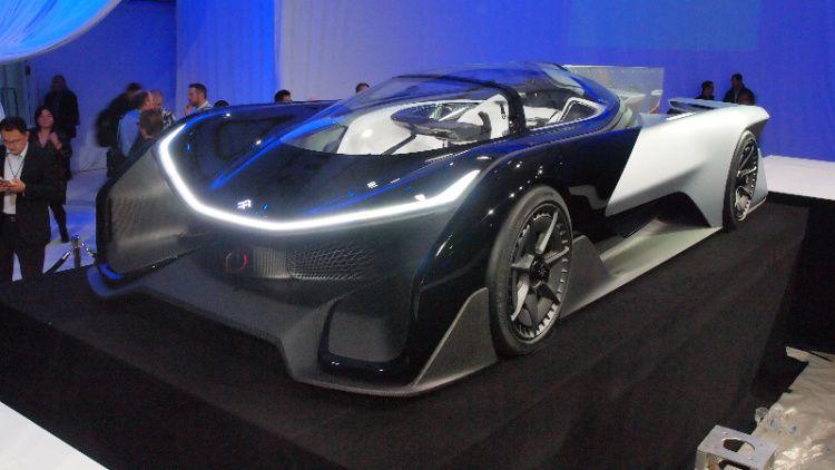 ffzero1 is faraday future s 1 000 hp hello w video fioso car rh pinterest com