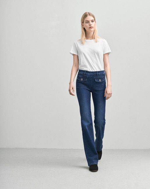 Womens Lily Pocket Jeans Filippa K Buy Online Authentic 2018 New LMH37Eg