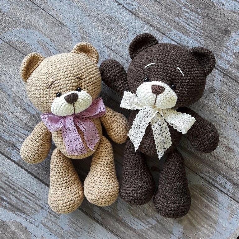 Amiguroom Toys #crochetbear
