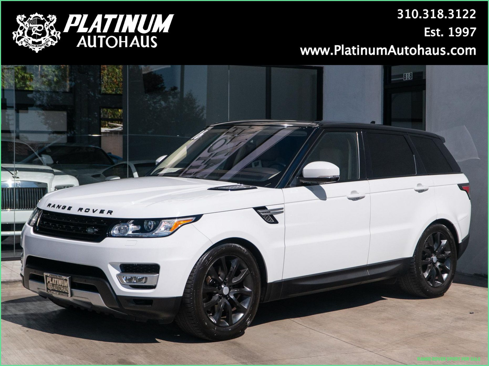 11 Exciting Parts Of Attending Range Rover Sport For Sale