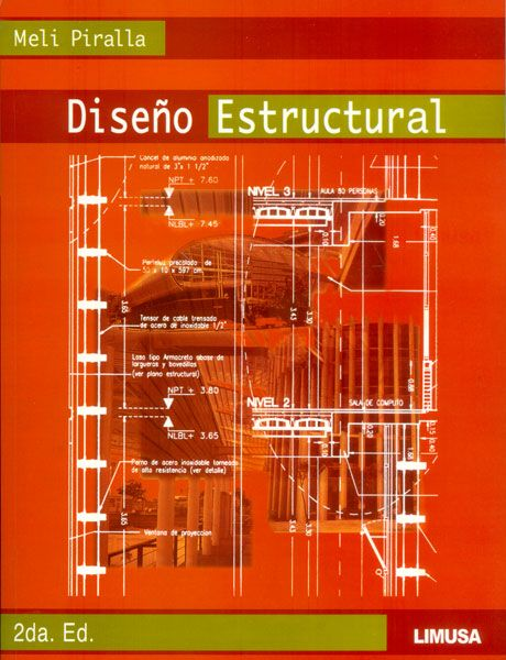 Dise o estructural book pinterest ingenier a civil for Diseno estructural pdf