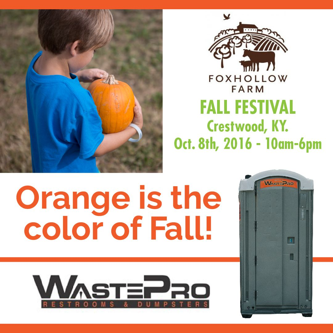 Outdoor events fall