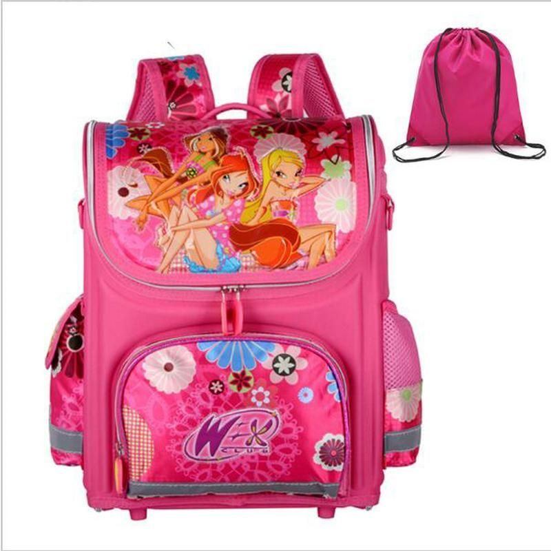 Visit to Buy] Brand Orthopedic Schoolbag Girls Backpacks For ...