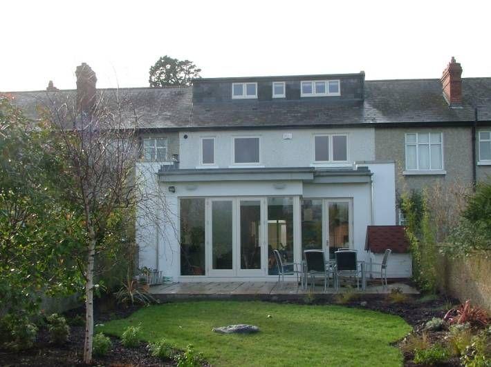 terraced house extension dublin - Google Search