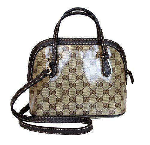 b62eada66a9 GUCCI Gucci Crossbody Mini Dome Convertible Satchel Bag 341504.  gucci  bags   shoulder bags  canvas  crossbody